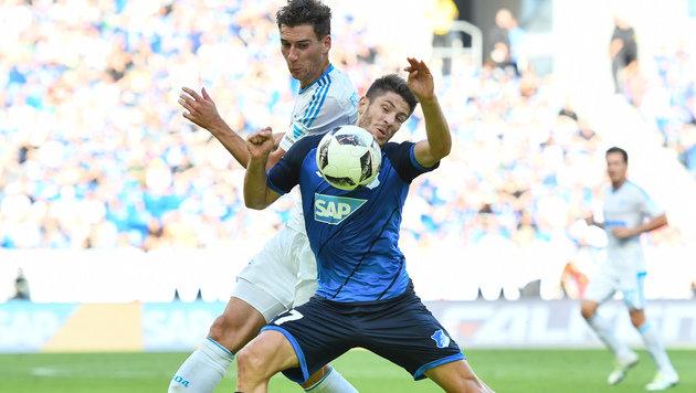 Video: Handspiel-Skandal bei Schalkes Pleite (Bild: AP)