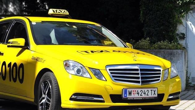 """Wiens Taxi-Unternehmen im Test (Bild: CC Taxicenter GmbH)"""