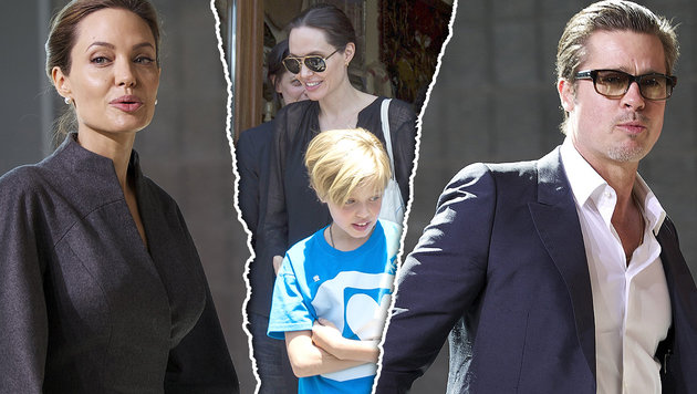 Brad Pitt: Die UNO hat unsere Ehe zerstört! (Bild: Viennarport)