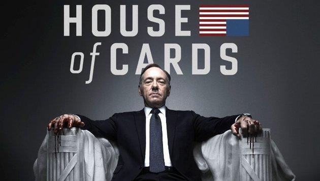 Kevin Spacey glaubt nicht an Trump als Präsident (Bild: Netflix)