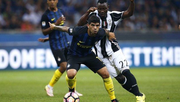 Zwei heftige Rückschläge für Juventus Turin! (Bild: AFP or licensors)