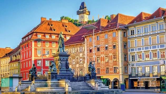 Graz ist einer der drei Gründungsstandorte der JUFA-Unternehmensgruppe. (Bild: Fotolia)