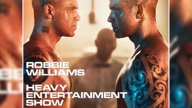 """""""Genial! Robbie Williams mit neuem Album zurück (Bild: Sony Music)"""""""