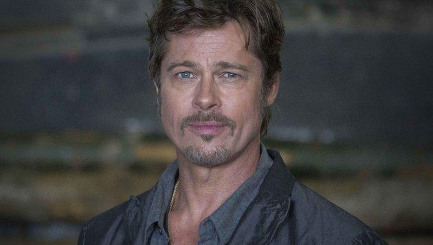 Brad Pitt (Bild: Joel Ryan/Invision/AP  /Invision/AP)