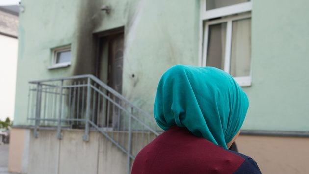 Video: Ist das der Bombenleger von Dresden? (Bild: AP)