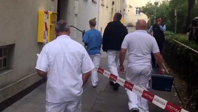 53-Jährige von Freund erstochen - Suche nach Täter (Bild: Andi Schiel)