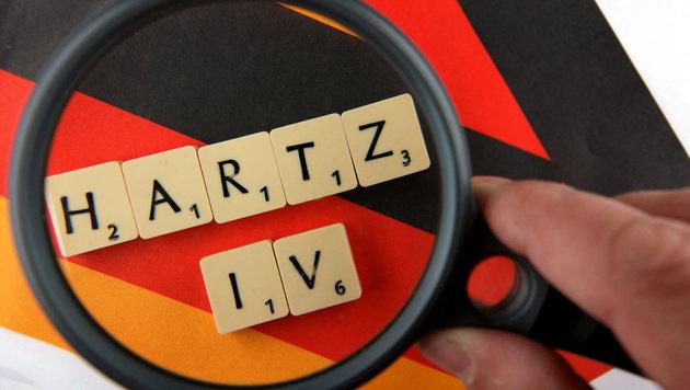 Deutschland will Sozialhilfeanspruch begrenzen (Bild: APA/dpa-Zentralbild/Jens BŸttner)