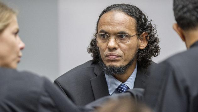 Ahmad Al Faqi Al Mahdi erhielt eine neunjährige Haftstrafe. (Bild: ASSOCIATED PRESS)