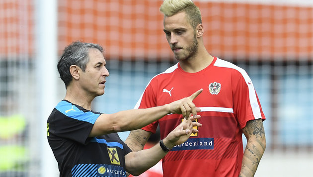 Keine Neuen im Teamkader für Wales und Serbien (Bild: APA/ROBERT JAEGER)