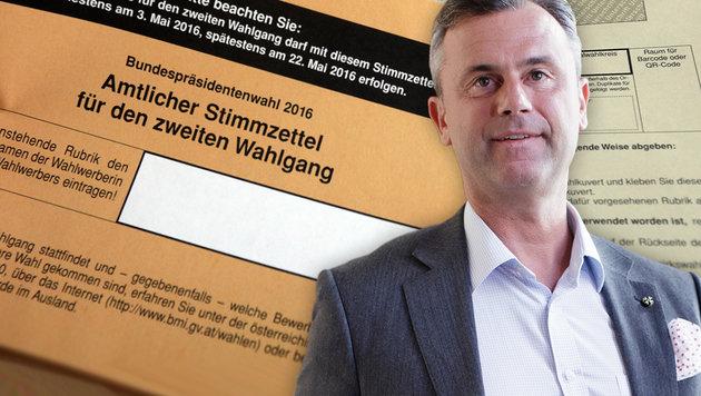 Verfassungsrichter: Schwere Vorwürfe gegen die FPÖ (Bild: APA/GEORG HOCHMUTH)