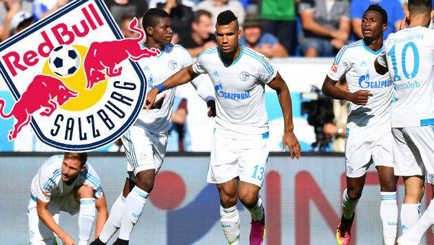 Vor Salzburg-Spiel: Nie war Schalke so schlecht (Bild: AP)