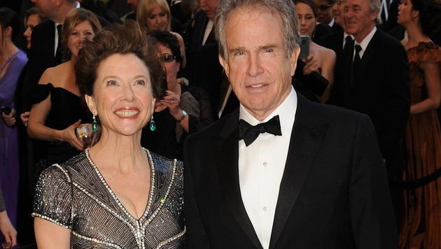 Annette Bening und Warren Beatty (Bild: Viennareport)