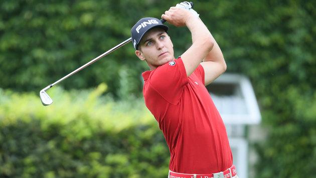 Golfer Schwab nach WM-Bronze 4. in Weltrangliste (Bild: GEPA)