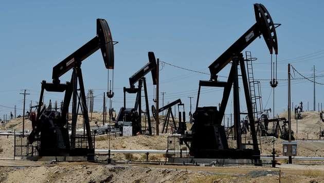 OPEC drosselt erstmals seit 2008 Ölförderung (Bild: AFP)