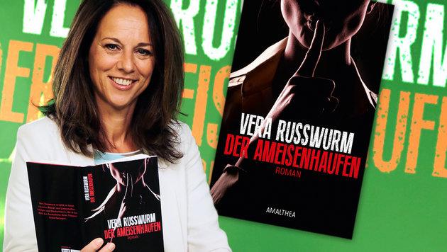 Vera Russwurms neue Karriere als Krimi-Autorin (Bild: Klemens Groh, Amalthea Verlag)