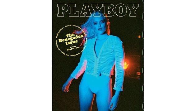 """Die aktuelle Ausgabe des US-""""Playboy"""" (Bild: Playboy)"""