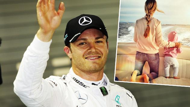 """Rosberg: """"Konzentriere mich nur auf dieses Rennen"""" (Bild: GEPA)"""