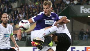 FK Austria stolpert gegen Pilsen zu mattem 0:0! (Bild: GEPA)