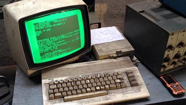 Firma wickelt Geschäfte auf 25 Jahre altem C64 ab (Bild: facebook.com/CommodoreUSA)