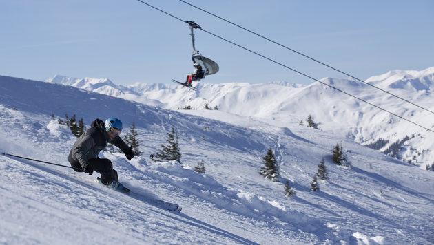 Noch nie wurde von den Bergbahnen Kitzbühel soviel in die Region investiert. (Bild: Bergbahn Kitzbühel)