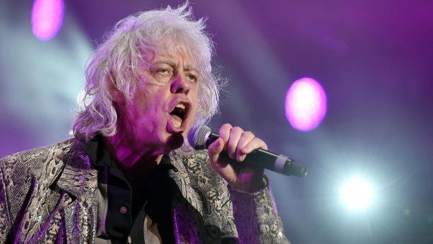 Rockstar und Polit-Aktivist Bob Geldof wird 65 (Bild: HERBERT P. OCZERET/APA)