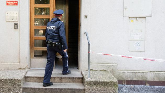 Verdächtiger (47) wollte sich selbst richten (Bild: APA/GEORG HOCHMUTH)