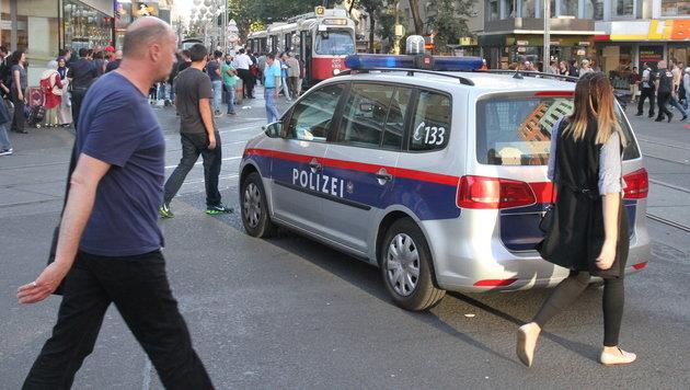 Wien: Wollte Amoklenker (21) Blutbad wie in Nizza? (Bild: Andi Schiel)