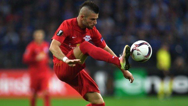 Euro-Frust bei RB Salzburg! 1:3-Pleite auf Schalke (Bild: AFP)