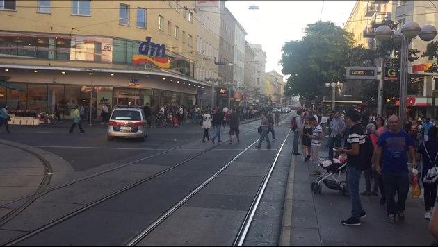 Wien: Wollte Amokfahrer (21) Blutbad wie in Nizza? (Bild: Andi Schiel)