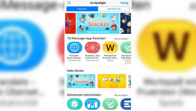 """""""Die 10 lässigsten Apps für den Oktober (Bild: Apple)"""""""