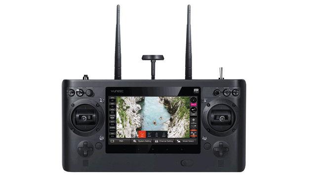 Yuneec Typhoon H: Realsense-Drohne mit 4K-Kamera (Bild: Yuneec)