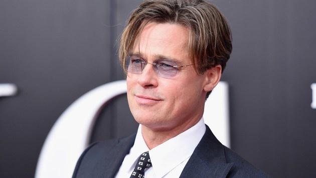 Brad Pitt (Bild: APA/AFP/Jamie McCarthy)
