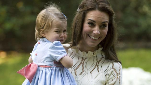 Alle waren begeistert von der royalen Familie. (Bild: AP)