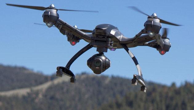 15.000 Drohnen landen heuer unter den Christbäumen (Bild: Yuneec)