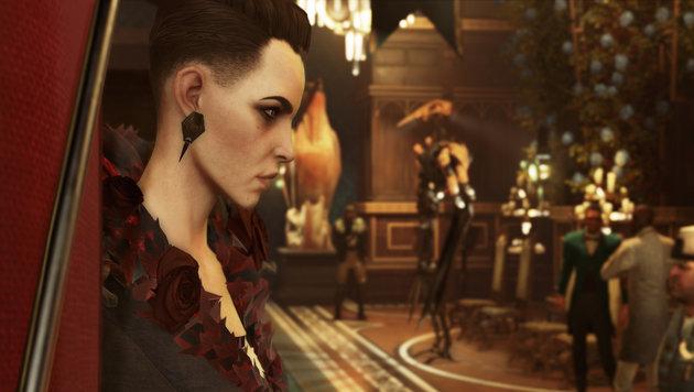"""""""Dishonored 2"""": Willkommen im Haus der Maschinen (Bild: Bethesda)"""
