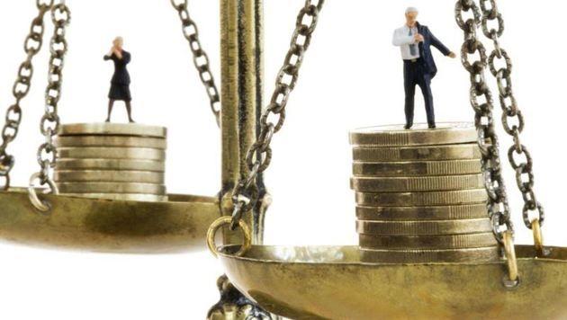 Männer verdienen in Salzburg im Schnitt um 577 Euro mehr (Bild: www.VIENNAREPORT.at)