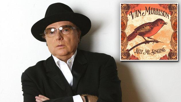 Van Morrison und sein prachtvolles Herbst-Album (Bild: Universal Music)