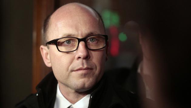 Vorarlbergs SPÖ-Chef Michael Ritsch tritt zurück (Bild: APA/GEORG HOCHMUTH)