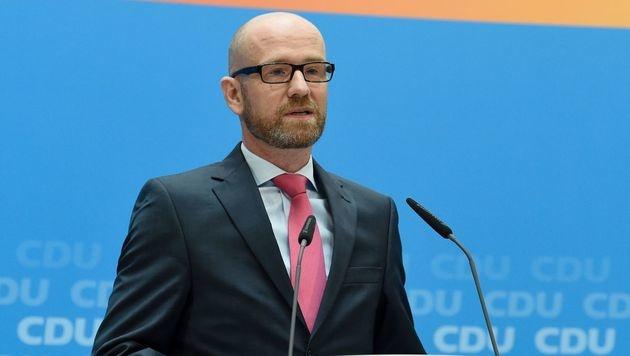 CDU-Generalsekretär Peter Tauber (Bild: AFP)