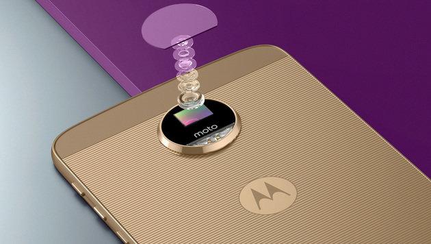 Moto Z: Das spannendste Handy des Jahres im Test (Bild: Lenovo)
