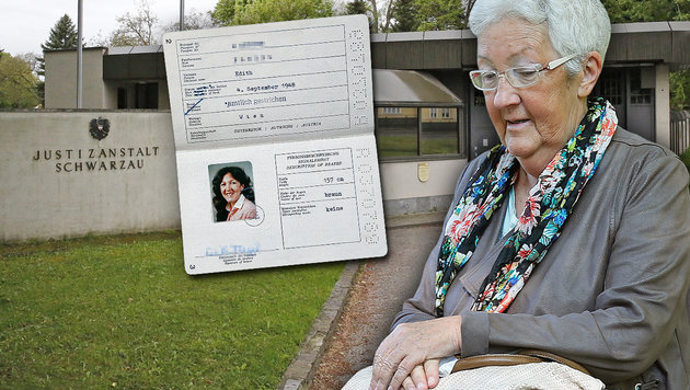 Edith F. verbrachte weite Strecken ihres Lebens in Haft. (Bild: Reinhard Holl, Martin A. Jöchl)