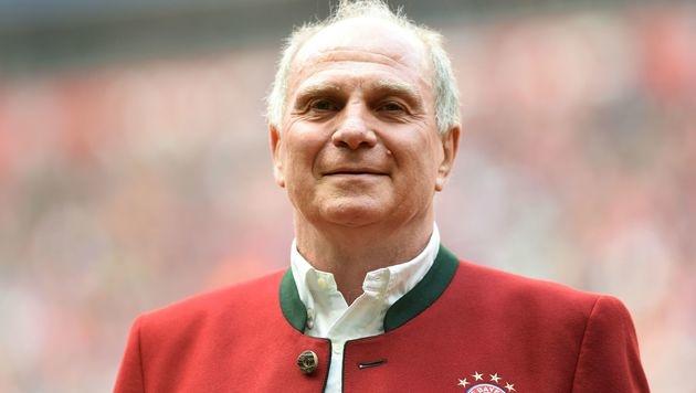 Uli Hoeneß vor Comeback als Bayern-Präsident (Bild: AFP)