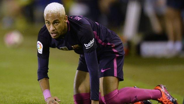 FC Barcelona blamiert sich bei Celta (Bild: AFP)