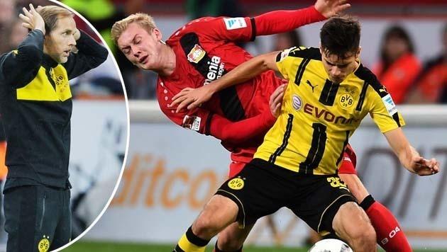 """""""Grenzen überschritten!"""" Dortmund tobt nach Pleite (Bild: APA/AFP/PATRIK STOLLARZ, GEPA)"""