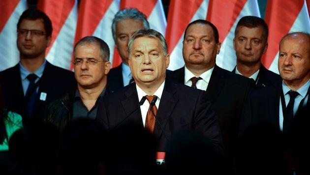 Ungarn: Referendum über EU-Asylpolitik gescheitert (Bild: AFP)