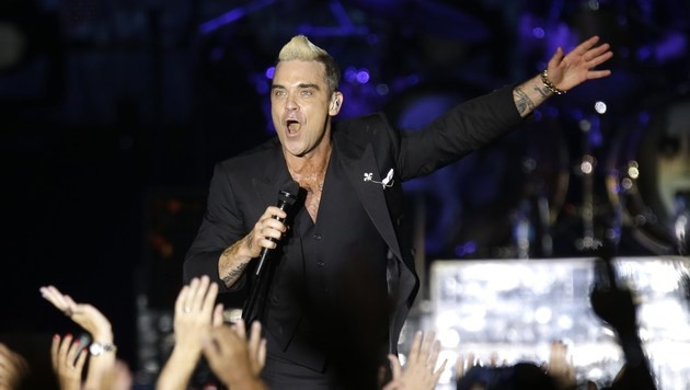 Robbie Williams (Bild: AFP)