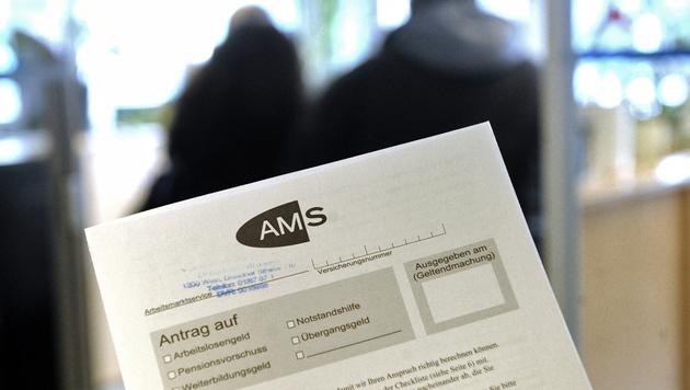 Arbeitslosigkeit im Dezember um 0,9% gesunken (Bild: APA/Herbert Pfarrhofer)