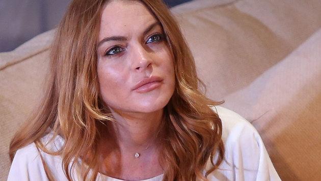 Lindsay Lohan (Bild: AP)