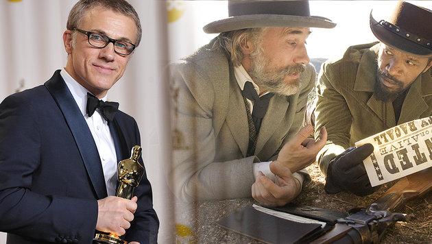 Christoph Waltz feiert seinen 60. Geburtstag (Bild: AP, dpa-Film/Sony Pictures Releasing GmbH)