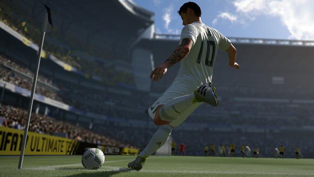 """""""FIFA 17 Krone-Kickerl"""": Wer holt sich den Sieg? (Bild: EA)"""